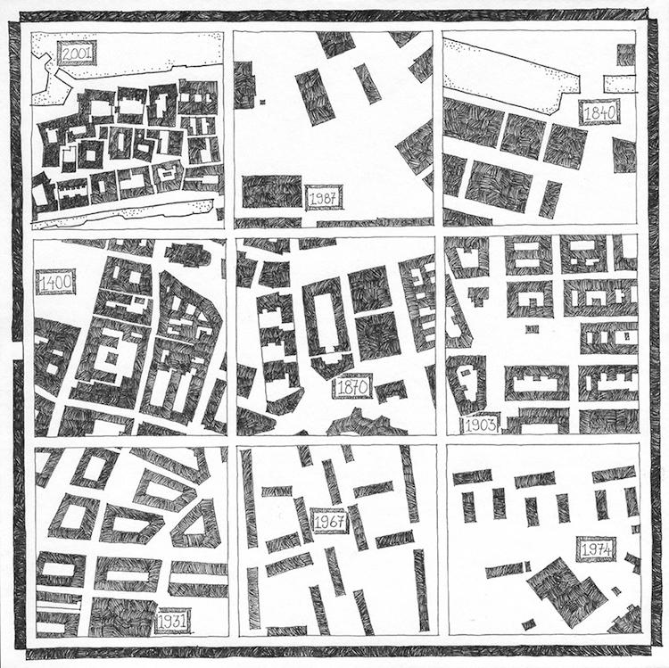 Urban Gating: a Swedish take on the Gated Community <br srcset=