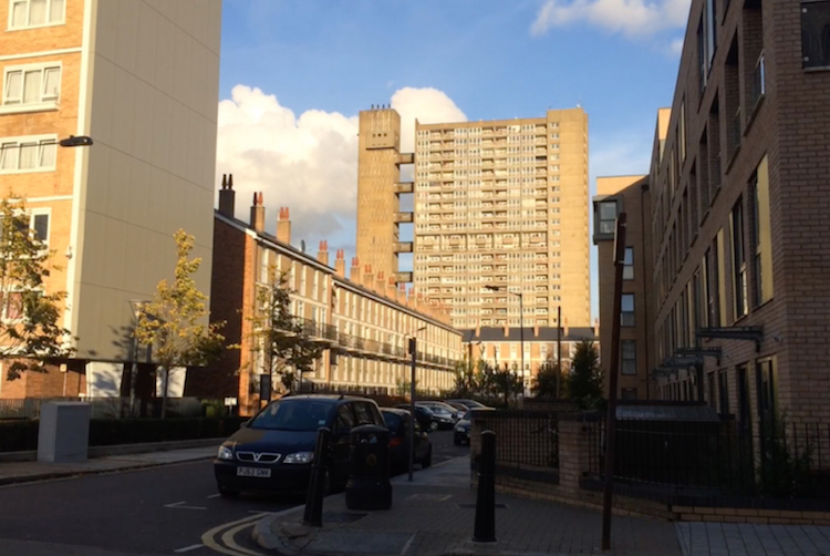 Balfron Tower: the artwash of an icon <br srcset=
