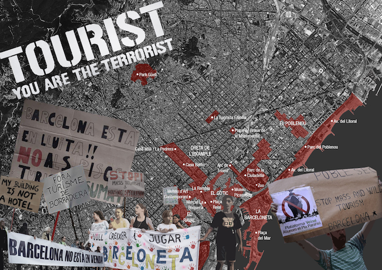 Tourism in transformation: from a hectic urban environment to urban resilience in Barcelona <br srcset=