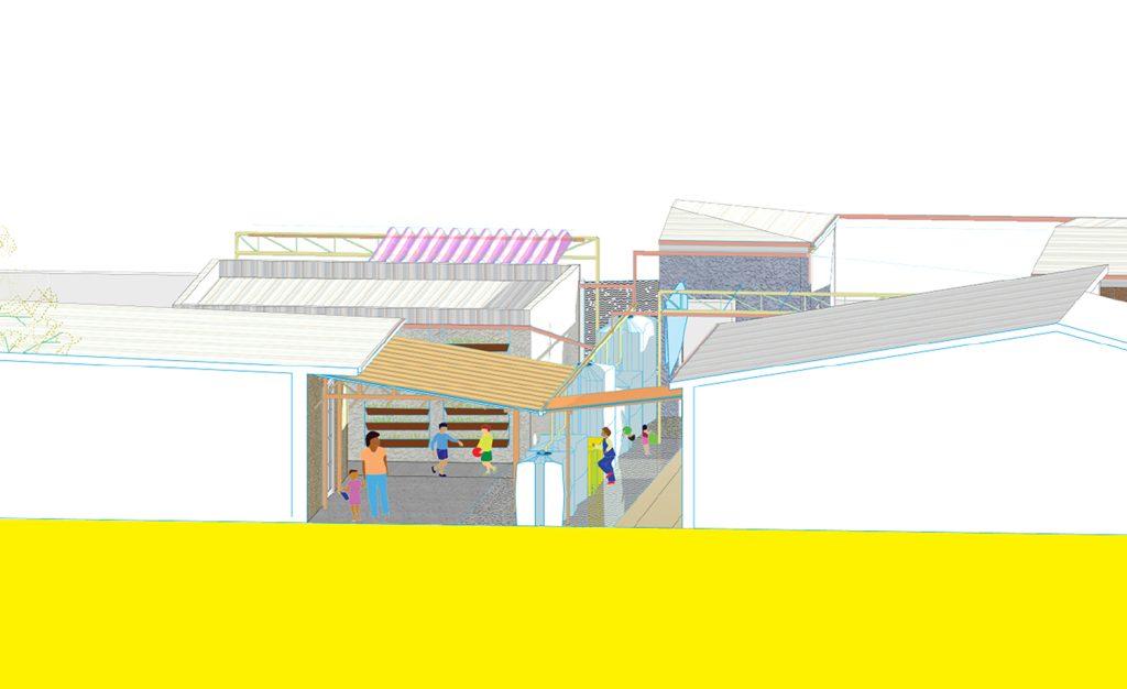 Coopelluvia: facilitating urban water commoning <br srcset=
