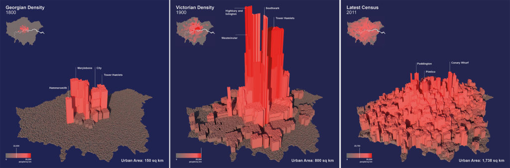 Understanding urban density: How a bespoke densification model can unlock London's future growth <br srcset=