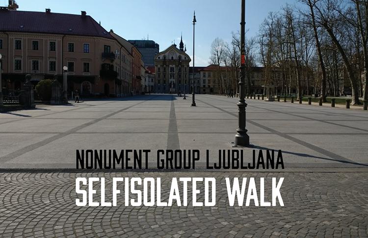 Walking together during self-isolation <br srcset=