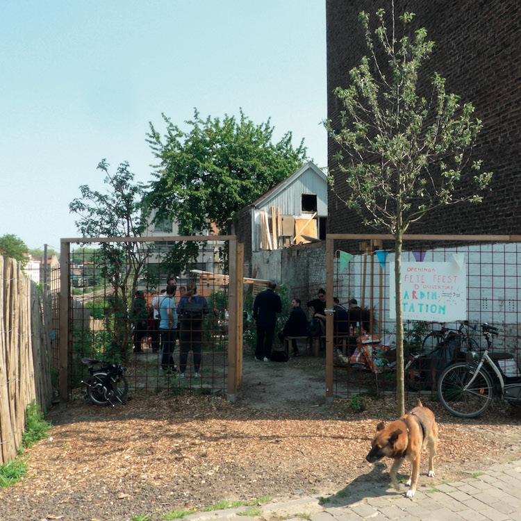 Four pocket parks: Towards landed commons <br srcset=