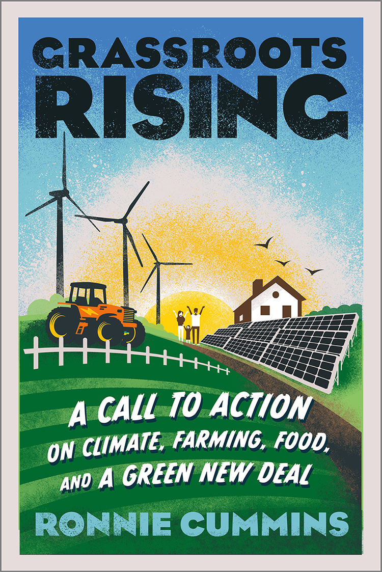 Grassroots Rising by Ronnie Cummins<br srcset=